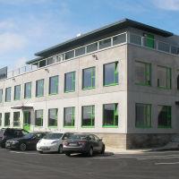 Büroo- ja tootmishoone Visase tänaval