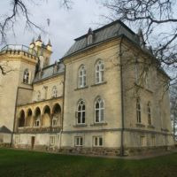 Laitse loss (siseruumide ja tiibhoone rekonstruktsioon)
