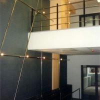 WTC Maailma Kaubanduskeskus rekonstruktsioon ja sisearhitektuur